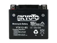 Batterie Kyoto YTX12-BS / GTX12-BS