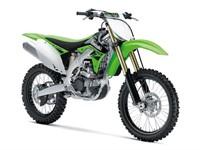 Verkleidungskit komplett grün Kawasaki KX450F 06-08