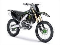 Verschalungskit schwarz Kawasaki KX250F 2009-2012