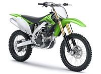 Verschalungskit grün Kawasaki KX450F 2009-2011