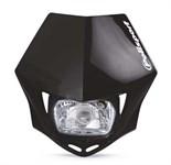 Frontmaske MMX 12V 35/35W CE schwarz