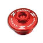 Motorenöleinfülldeckel ZETA rot
