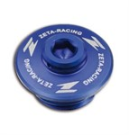 Motorenöleinfülldeckel ZETA blau