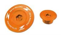 Motorendeckel-Schraube ZETA orange KTM