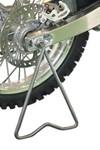 Motocross Seitenständer DRC zum Stecken mit 11, 14.5 und 18mm