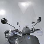 Windschutzscheibe Biondi transparent Piaggio Vespa GTV >2007
