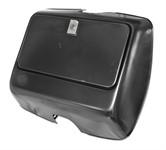 Gepäckfach für Vespa 50-125 schwarz