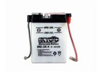 Batterie 6V 6N4-2A-4 Kyoto (leer)