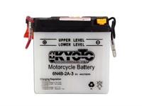 Batterie 6N4B-2A-3 Kyoto (leer)