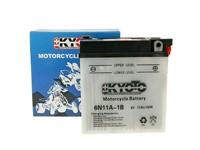 Batterie 6V 6N11A-4 Kyoto (leer)
