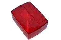 Vitre de phare arrière rouge dorigine Peugeot 103 SPX / 103 SP