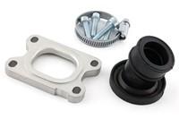 Ansaugstutzen Polini 360°, Minarelli AM6 / Derbi EBE / EBS / D50B, Anschlussweise Ø 25,5mm