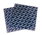 Membranplatten Malossi, 2stk. Karbonit, 10x10 cm, 0.30mm
