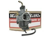 Vergaser DellOrto 17,5mm für Aerox/Nitro, Choque mit Kabel