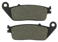 Bremsbeläg hinten Galfer organisch 102.1 x 38.7 x 9.8 mm