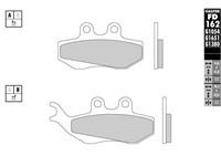 Bremsbelag Standard organisch (Paar)