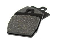 Bremsbeläge vorne/hinten Galfer organisch, (wie 131550) 45.6 x 52.5 x 7.0 mm