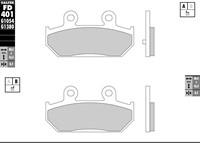 Bremsbelag Galfer Standard (Paar)