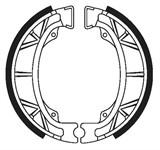 Bremsbacken (Trommelbremse) hinten Galfer organisch Ø 110x25mm