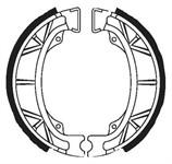 Bremsbeläge (Trommelbremse) hinten Galfer organisch Ø 110 x 25mm