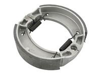 Bremsbeläge (Trommelbremse) hinten organisch Ø 110 x 25mm