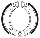 Bremsbacken (Trommelbremse) hinten Galfer organisch Ø 110 x 25 mm