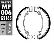 Bremsbacken Galfer 130x30mm