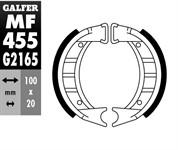 Bremsbacken Galfer 100x20mm