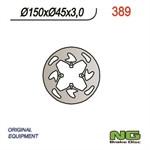Bremsscheibe NG 150/45/3mm 4 Loch