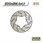 Bremsscheibe NG 200/96.5/4mm 5 Loch