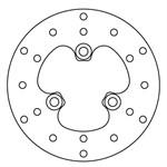 Bremsscheibe Lucas MST261 180/58/3mm