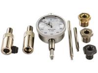 OT-Messuhr Zündung inkl. Adapter M10x1, M12x1.25, M14x1.25