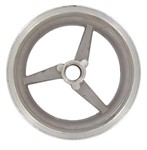 Felge 6,5 Zoll Pocket Bike vorne, aluminium, inkl. Pneu