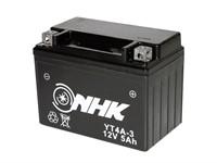 Batterie YB4L-B (Gel)