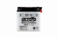 Batterie YB9-B Kyoto (leer)