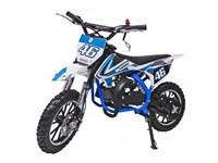 Mini Dirt Bike HIGH-PER - Schwarz/Blau