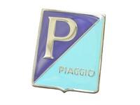 Emblem Piaggio mit Logo