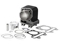 Rennzylinder D.R. 79 ccm für Vespa ET4/LX/4V/S 2V/4V 50ccm, 2 Ventil/4 Ventil