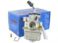 Carburateur Arreche 17,5mm E-Choke Piaggio, Derbi Hunter,Predator,Paddock; Malaguti F10, F12