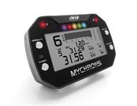 MyChron 5 2T mit Wassertemperatur M10x1mm & Abgastemperatursensor KF