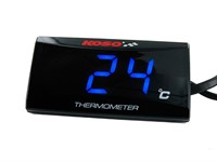 Thermometer / Temperaturmesser KOSO digital (0-120 °C), schwarz