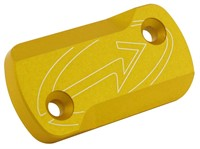 Bremszylinderabdeckung BCD, Peugeot Speedfight / Ludix / TKR, gold matt