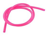 Benzinschlauch, 1 Meter, Ø=5mm, pink