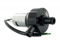 Elektrische Wasserpumpe Motoforce RACING, universal 12V, schwarz
