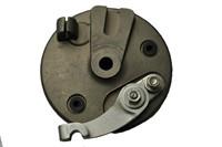 Bremsteller kpl. für Vorderrad, Pony GTX/Post