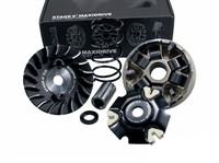 Variomatik-Kit Stage6 MAXIDRIVE PERFORMANCE inkl. Riemenscheibe, 20x17mm 10.0gr Piaggio LEM 125cc 4T