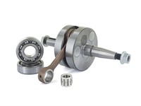 Kurbelwelle Stage6 HPC MKII, 85mm-Pleuel / 12mm-Kolbenbolzen, Minarelli AM6