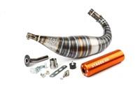 Auspuffanlage Stage6 R/T 90 - 100cc CNC Orange Minarelli AM6
