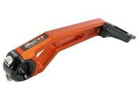 Kickstarter Stage6 CNC EVO MKII, Minarelli / Peugeot, orange