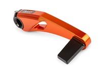 Kickstarter Stage6 CNC EVO MK3, Minarelli / Peugeot, orange